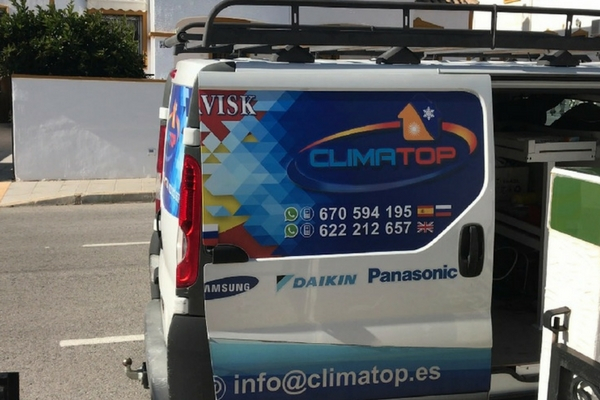CLIMATOP | Air Conditioning Torrevieja