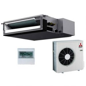 Air Conditioning Torrevieja Mitsubishi conduits