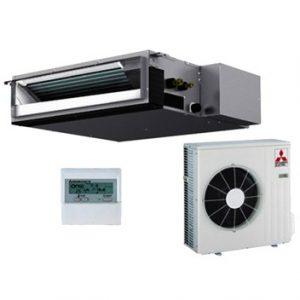 Air Conditioning Torrevieja Mitsubishi conduits