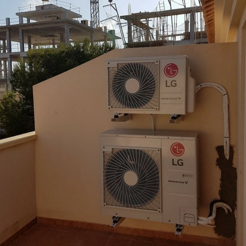 Instalación aire acondicionado Torrevieja