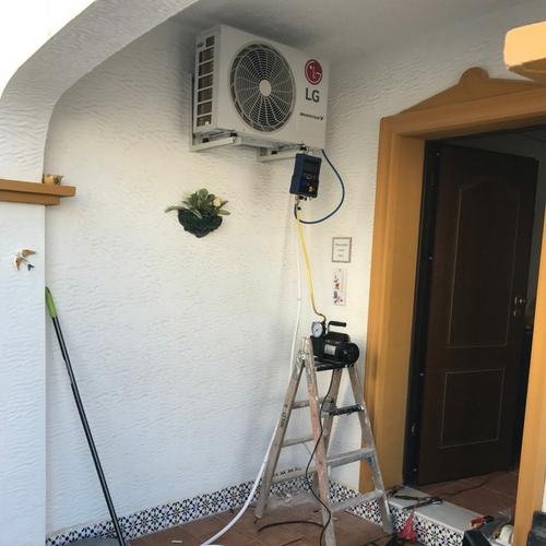 Reparación aire acondicionado Torrevieja