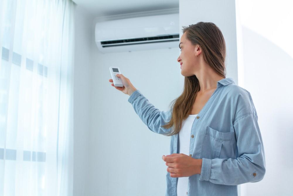 La temperatura adecuada del aire acondicionado para ahorrar electricidad