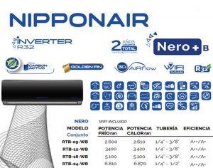 Nippon Aire Acondicionado Nero+